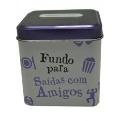 Mealheiro Fundo para Saída com Amigos REF. MP 017