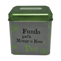 Mealheiro Fundo para o Nosso Pet REF. MP 019