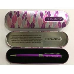TIN PEN C/NOME REF.FERNANDA TNP 052