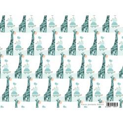 PAPEL FANTASIA 100CM X70CM REF. MP 026