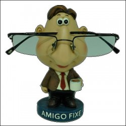 SUPORTE ÓCULOS -           AMIGO FIXE.