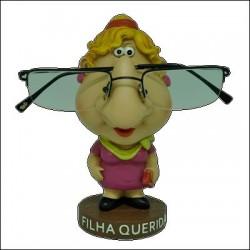 SUPORTE ÓCULOS -           FILHA QUERIDA.