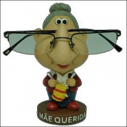 SUPORTE ÓCULOS -            MÃE QUERIDA.