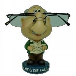 SUPORTE ÓCULOS -            OLHOS FALCÃO.