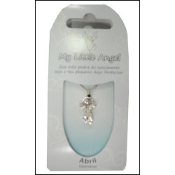 MY LITTLE ANGEL FIO C/PENDENTE REF.004-ABR