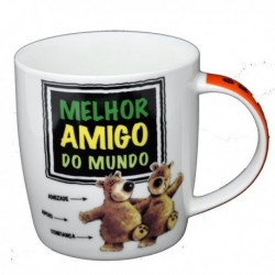 """Caneca """"Melhor Amigo"""" Ref.MCM2 - 029"""