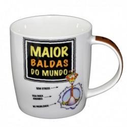 """Caneca """"Maior Baldas"""" Ref.MCM2 - 044"""
