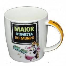 """Caneca """"Maior Otimista"""" Ref.MCM2 - 045"""