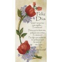 Feelings Vela - FELIZ DIA Ref. FVP 023