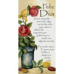 Feelings Vela - FELIZ DIA Ref. FVP 035