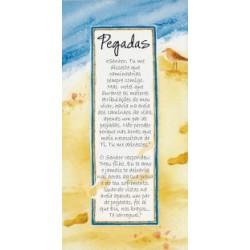 Feelings Vela - PEGADAS NA AREIA Ref. FVP 037