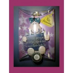 Angels at Heart Boneco Keepsake Ref. K09