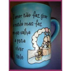 Angels at Heart Caneca Ref. PMG4