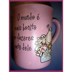 Angels at Heart Caneca Ref. PMG5