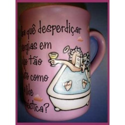 Angels at Heart Caneca Ref. PMG6