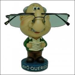 SUPORTE ÓCULOS - AVÔ QUERIDO. REF.PO 003