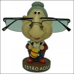 SUPORTE ÓCULOS - ESTÃO AQUI. REF.PO 006