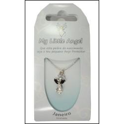 MY LITTLE ANGEL FIO C/PENDENTE REF.001-JAN