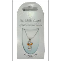 MY LITTLE ANGEL FIO C/PENDENTE REF.011-NOV