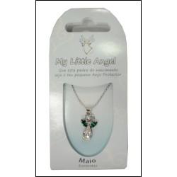 MY LITTLE ANGEL FIO C/PENDENTE REF.005-MAI
