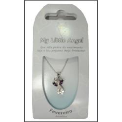 MY LITTLE ANGEL FIO C/PENDENTE REF.002-FEV