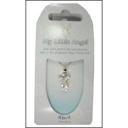 MY LITTLE ANGEL FIO C/PENDENTE REF.004-ABR