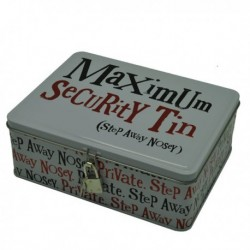 MAXIMUM SECURITY TIN.REF.BSTIN41