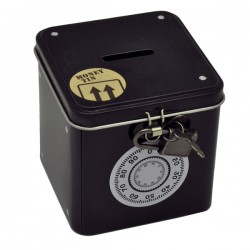 SAFE MONEYBOX TIN.REF.TOMG14