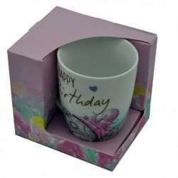 MTY BIRTHDAY BOXED MUG REF.G01M0347