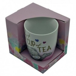 MTY CUP OF TEA BOXED MUG REF.G01M0348