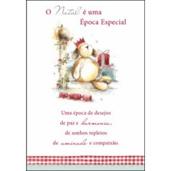 CARTOES NATAL   C/ENV.REF.CHRISTMAS WISHES