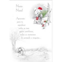 CARTOES NATAL   C/ENV.REF.ROSIE NATAL