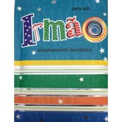"""MINI LIVRO """"IRMÃO"""" REF. ABL 008"""