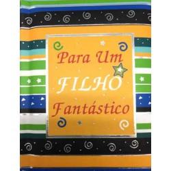 "MINI LIVRO ""FILHO"" REF. ABL 005"