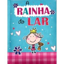 """MINI LIVRO """"A RAINHA DO LAR - MÃE"""" REF. ABL 013"""