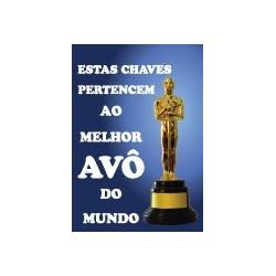 PORTA-CHAVES ACRÍLICO .REF.PCA 015