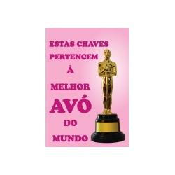 PORTA-CHAVES ACRÍLICO .REF.PCA 016