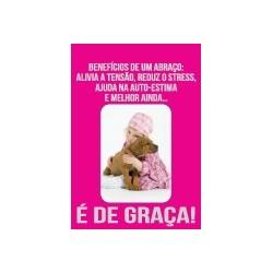 PORTA-CHAVES ACRÍLICO .REF.PCA 024