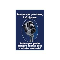 PORTA-CHAVES ACRÍLICO .REF.PCA 028