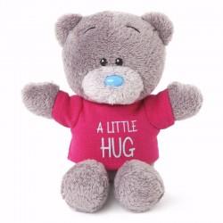 MTY PELUCHE S4 A LITTLE HUG TSHIRT REF.G01W4072