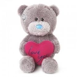 MTY PELUCHE S4 LOVE YOU HEART REF.G01W4073