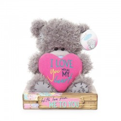MTY PELUCHE M7 LOVE STUFFED HEART REF.G01W4092