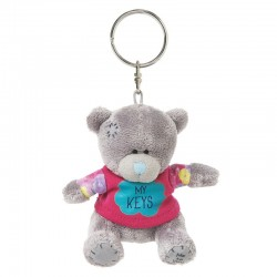 MTY PORTA-CHAVES3 MY KEYS PLUSH REF.G01K0244