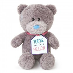 MTY PELUCHE S4 ONE IN A MILLION TAG REF.G01W4071