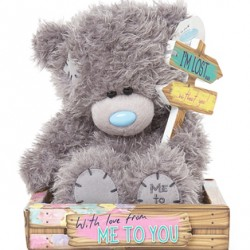 MTY PELUCHE M7 LOST WITHOUT YOU SIGNPOST REF.G01W4091