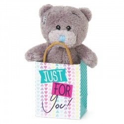 MTY PELUCHE S3 BEAR IN BAG JUST FOR YOU REF.G01W4132