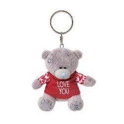 MTY PORTA-CHAVE S3 LOVE YOU PLUSH REF.G01K0241