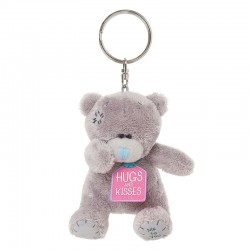 MTY PORTA-CHAVE S3 HUGS KISSES PLUSH REF.G01K0243