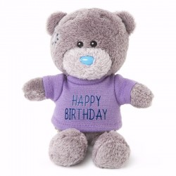MTY PELUCHE S4 HAPPY BIRTHDAY TSHIRT REF.G01W4074