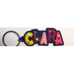 LATEX PORTA-CHAVE - REF. CLARA